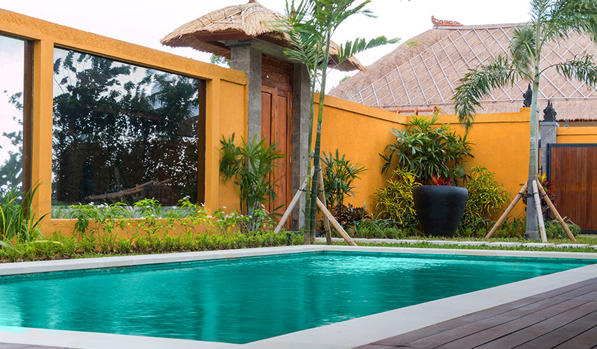 Stunning Affordable Villa in Bali overlooking Pool