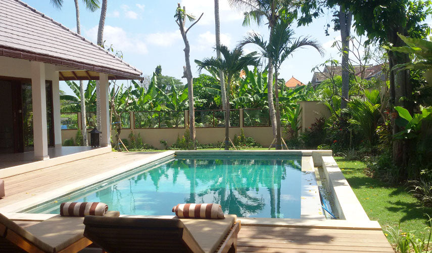 Beautiful 3-bedroom Villa in Bali with Swimming Pool