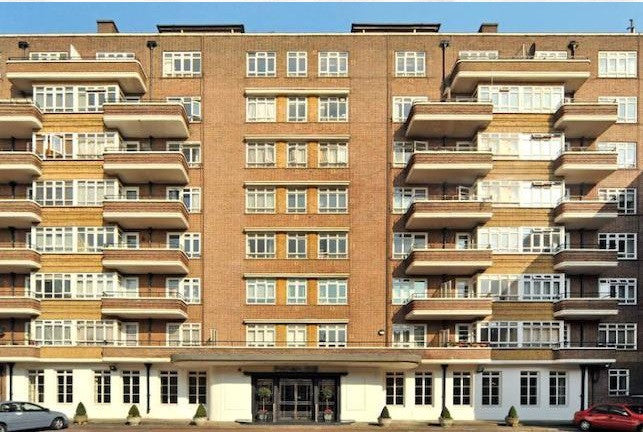 1 bed flat for sale,Portsea Hall, Hyde Park Estate