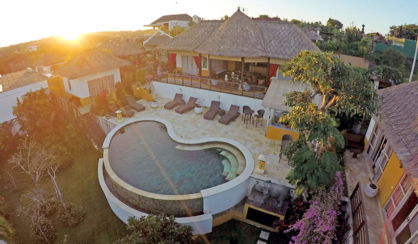 Luxurious 5-bedroom Villa in Bali with Beautiful Exotic garden