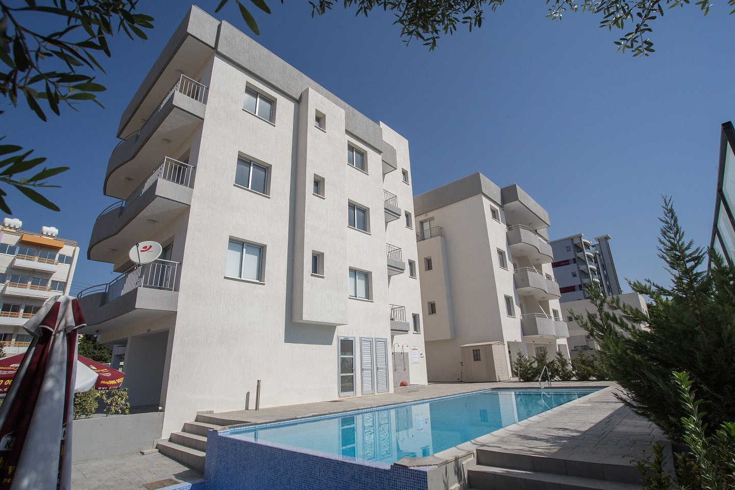 2 Bed Spacious Apartment in Limassol Cyprus with EU Residency