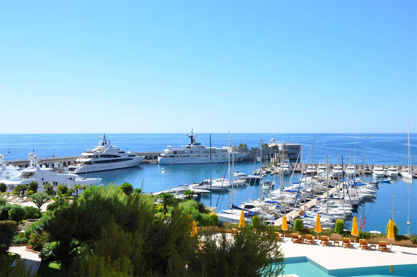 Stunning 3 Bed Sea view Apartment Monaco