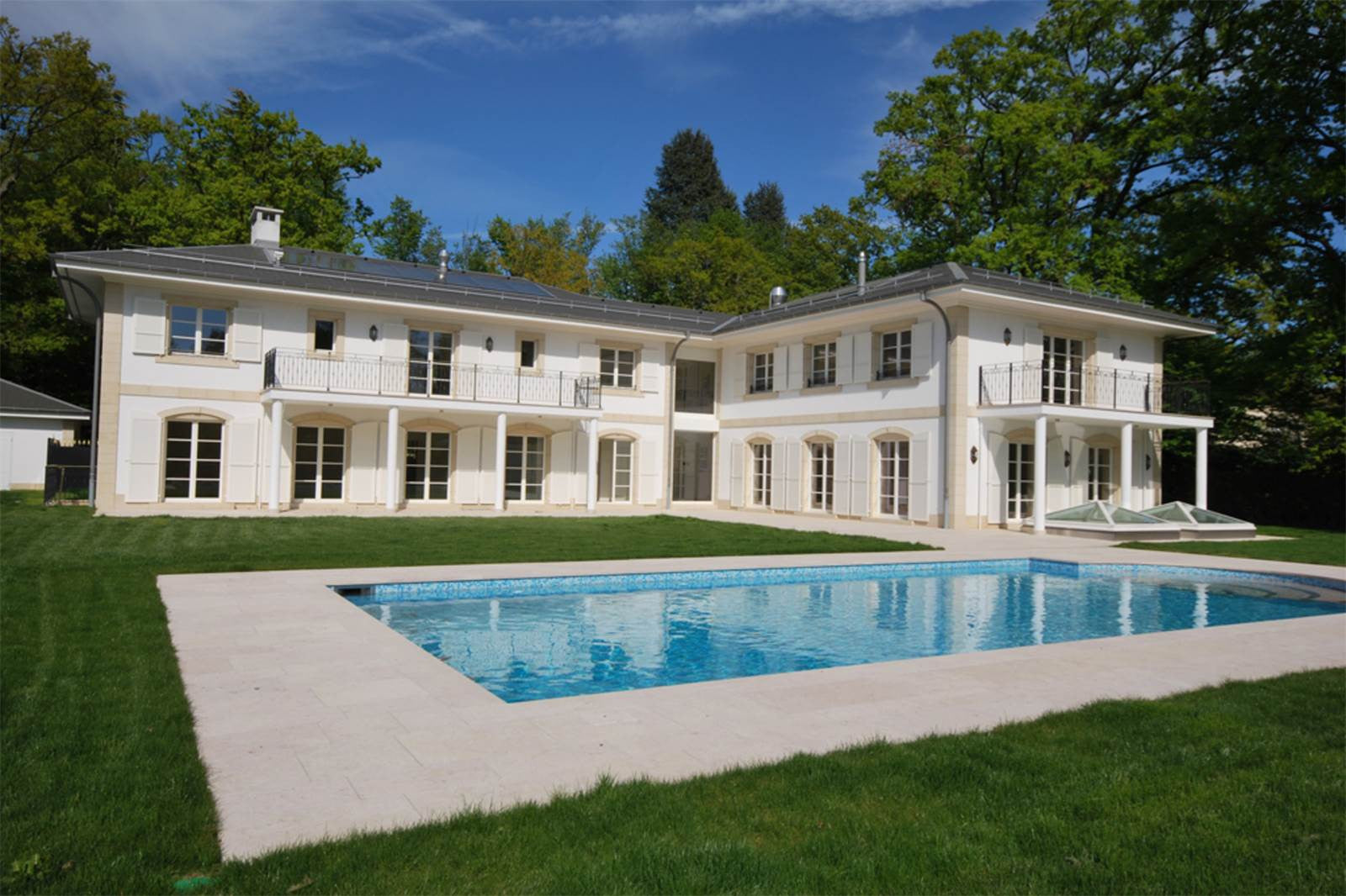 6 Bed Brand New Mansion Collonge-Bellerive, Geneva Switzerland