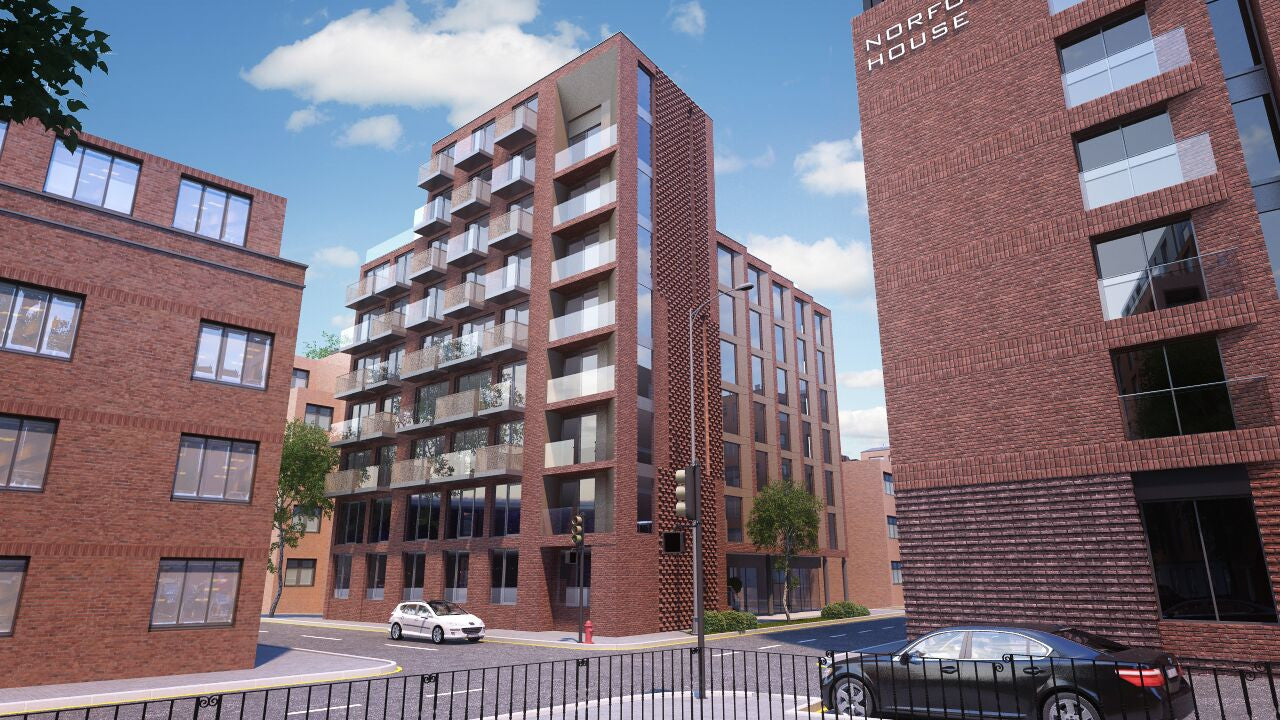 Brand New Studio Apartment For Sale in Heart of Liverpool Buy Now with Deposit £5,000