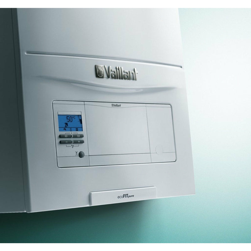 Vaillant ecoFIT pure 825 Combination Boiler Natural Gas ErP | 0010020389