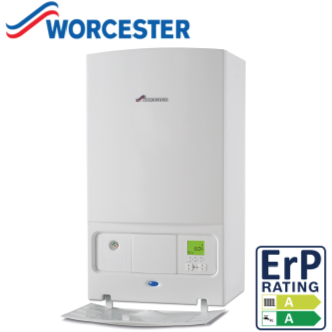 Worcester Greenstar 25i Combination Boiler Natural Gas ErP | 7733600012