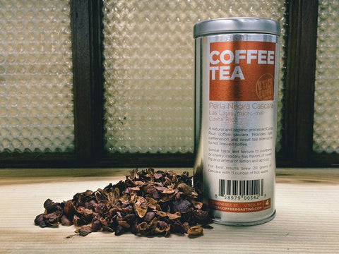Cascara Tea Utica Coffee Roasting Company