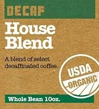Buy Utica Coffee Roasting Co. House Blend Decaf Coffee Now