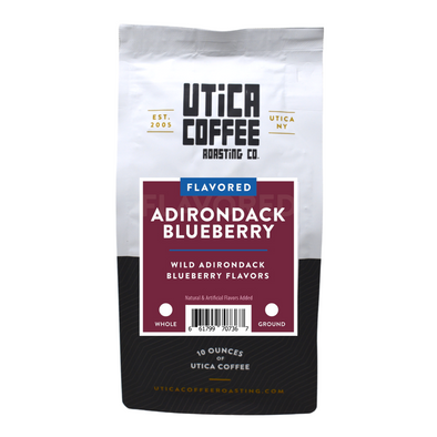 Adirondack Blueberry - Utica Coffee Roasting Co.