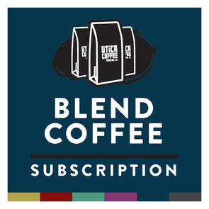 Utica Coffee Blend Subscription - Utica Coffee Roasting Co.