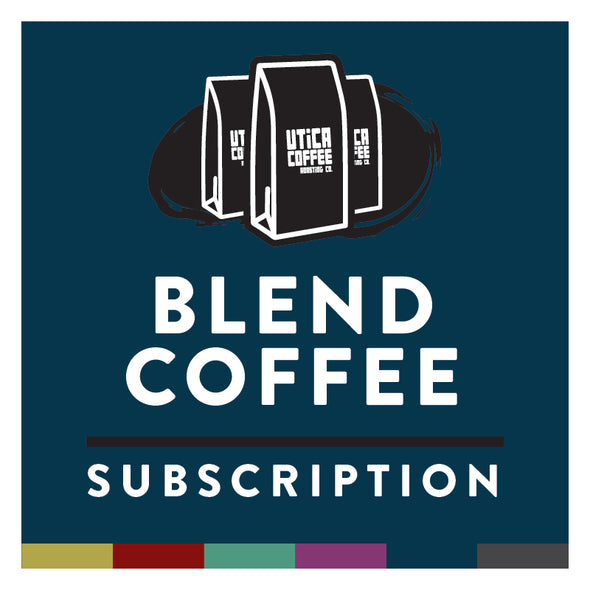 Utica Coffee Blend Subscription