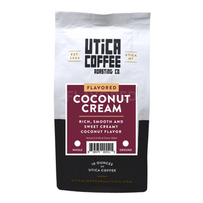 Coconut Cream - Utica Coffee Roasting Co.