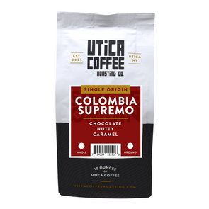 Colombia Supremo - Utica Coffee Roasting Co.