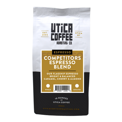 Espresso - Utica Coffee Roasting Co.