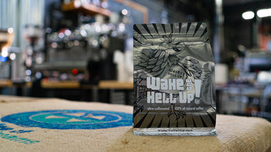 Wake The Hell Up! Original Blend