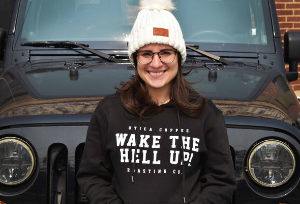 Wake The Hell Up! Hoodie