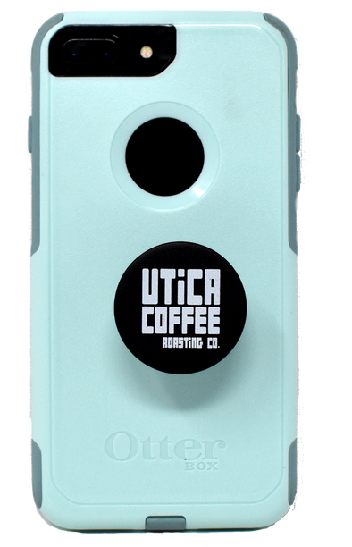 Utica Coffee Popsocket - Utica Coffee Roasting Co.