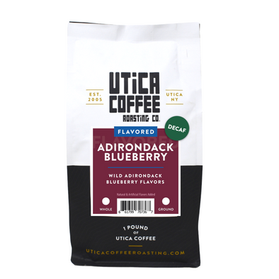 Decaf Adirondack Blueberry - Utica Coffee Roasting Co.