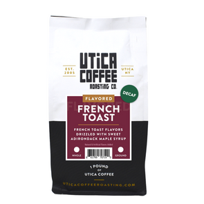 Decaf French Toast - Utica Coffee Roasting Co.