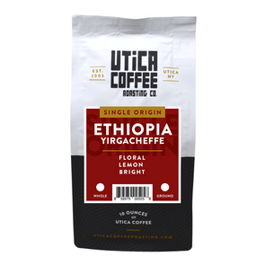 Ethiopia Yirgacheffe - Utica Coffee Roasting Co.