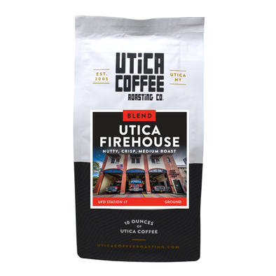 Firehouse Blend - Utica Coffee Roasting Co.