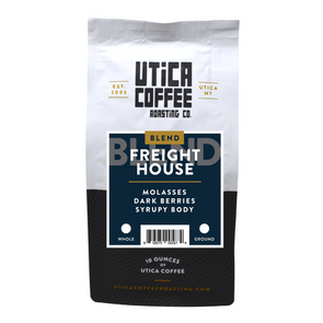 Freight House Blend - Utica Coffee Roasting Co.
