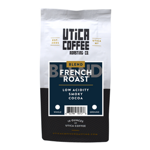 French Roast - Utica Coffee Roasting Co.