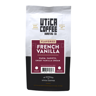 French Vanilla - Utica Coffee Roasting Co.