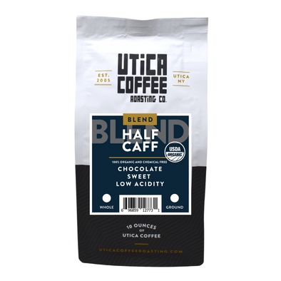 Half Caff - Utica Coffee Roasting Co.