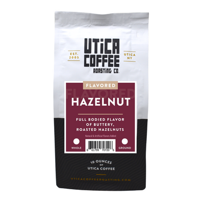 Hazelnut - Utica Coffee Roasting Co.