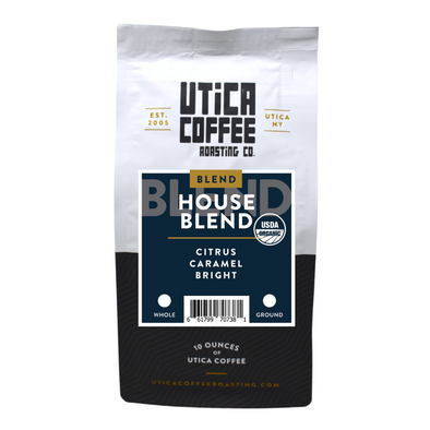 House Blend - Utica Coffee Roasting Co.