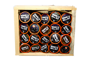 Wake The Hell Up! Single Serve Pods Gift Basket
