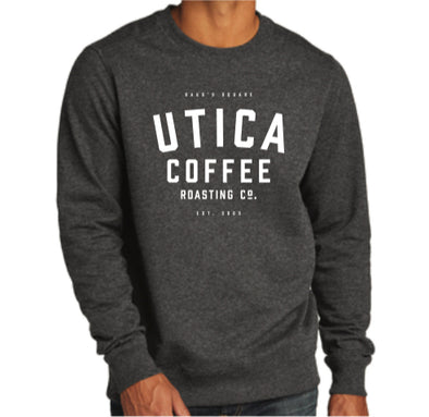Utica Coffee Crewneck - Utica Coffee Roasting Co.