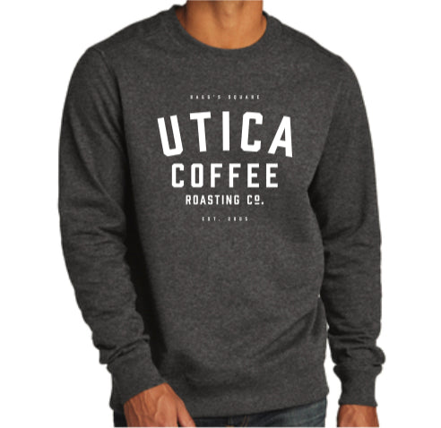 Utica Coffee Crewneck