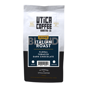 Italian Roast - Utica Coffee Roasting Co.