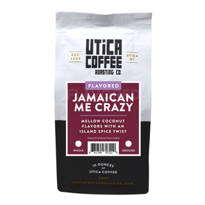 Jamaican Me Crazy® - Utica Coffee Roasting Co.