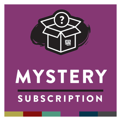 Mystery Subscriptions - Utica Coffee Roasting Co.