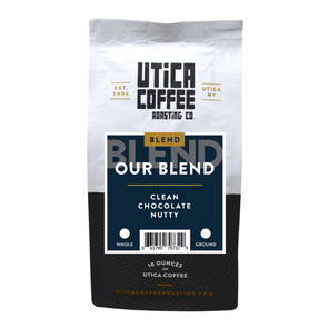 Our Blend - Utica Coffee Roasting Co.
