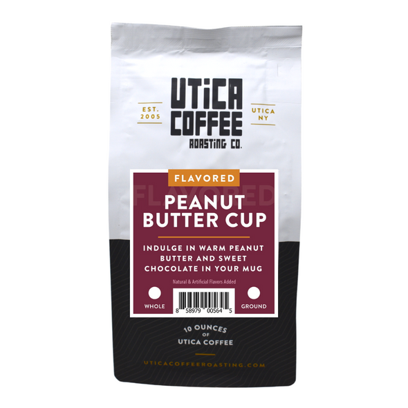 Peanut Butter Cup - Utica Coffee Roasting Co.