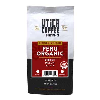Peru Organic - Utica Coffee Roasting Co.