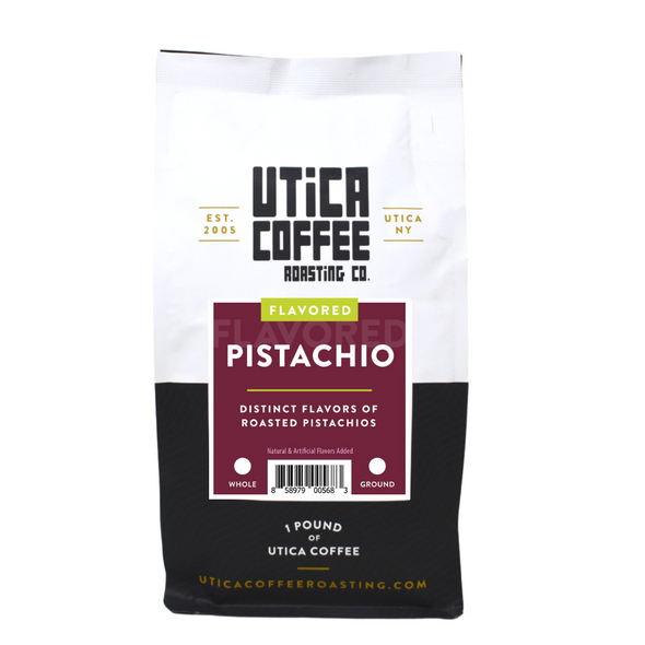 Pistachio - Utica Coffee Roasting Co.