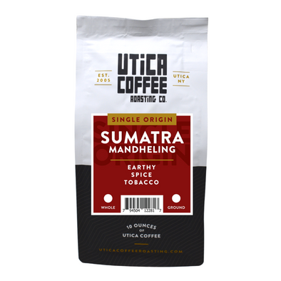 Sumatra Mandheling - Utica Coffee Roasting Co.