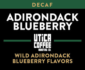 Decaf Adirondack Blueberry