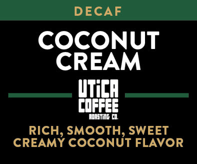 Decaf Coconut Cream