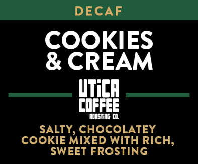 Decaf Cookies & Cream
