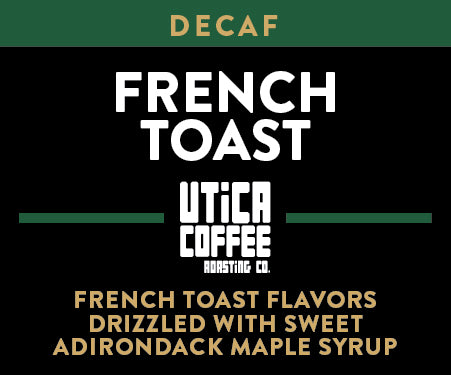 Decaf French Toast