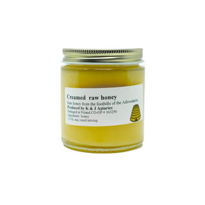 Creamed Honey From KJ Apiaries
