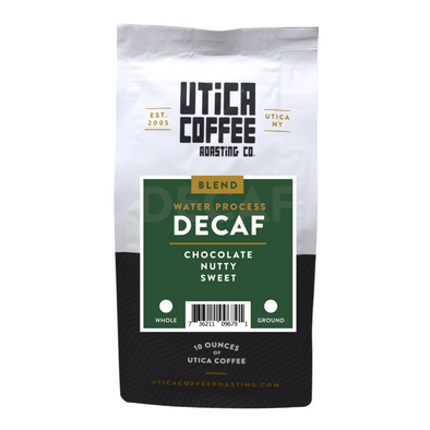 Decaf - Utica Coffee Roasting Co.