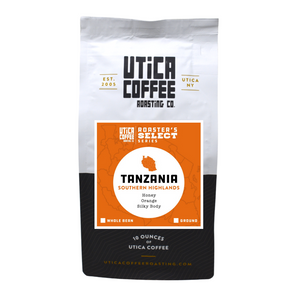 Tanzania Southern Highlands - Utica Coffee Roasting Co.