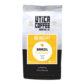 Brazil Forca Cafe Henrique Valerio Ferreria - Utica Coffee Roasting Co.